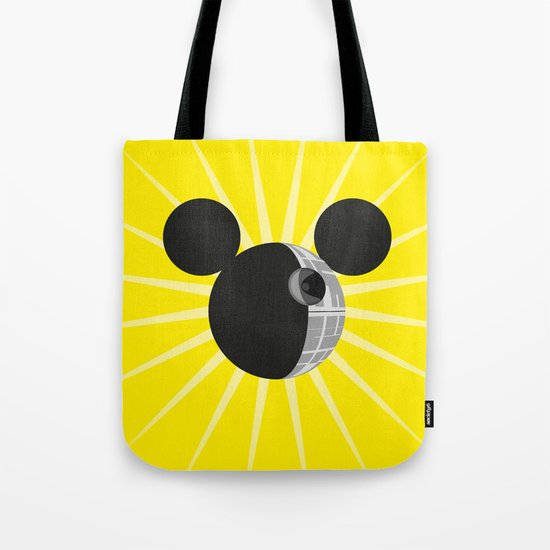 The New Death Star Tote Bag