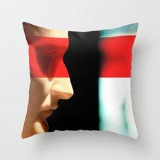 Silent Napoleon Throw Pillow