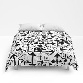 love message Comforters