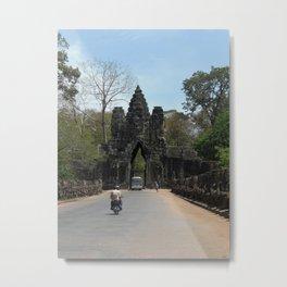 Cambodia - Angkor Wat Metal Print