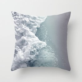 Ocean Beauty #4 #wall #decor #art #society6 Throw Pillow