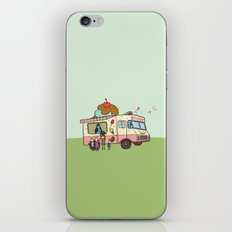 Dream Car iPhone & iPod Skin