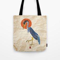 Japanese Crane Tote Bag