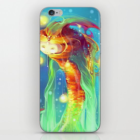 Convoy of lost children iPhone & iPod Skin