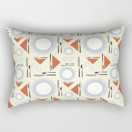 Tableware Rectangular Pillow