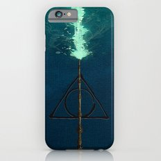 Harry Potter Deathly Hollows Expecto Patronum iPhone 6 Slim Case