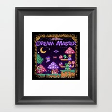 Master Dreamer Nemo Little Framed Art Print