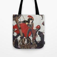 Nautical Matador Tote Bag
