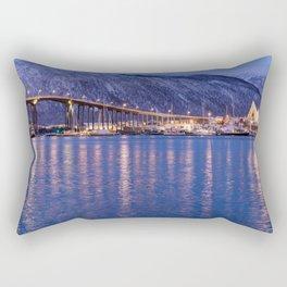 Tromsø, Norway Rectangular Pillow