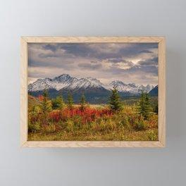 Seasons Turning Framed Mini Art Print