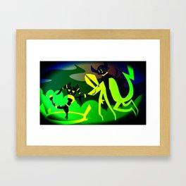 In Return Framed Art Print