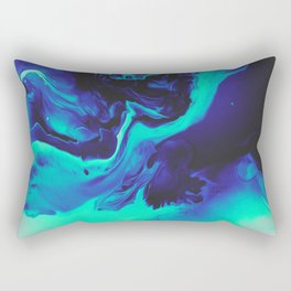RAMONA FLOWERS Rectangular Pillow