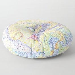 Moontlight Fairy Orb Floor Pillow