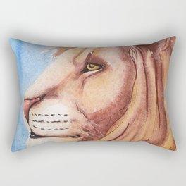 Lion of the Tribe of Judah Rectangular Pillow
