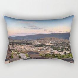 Vernon Cityscape 02 Rectangular Pillow