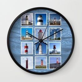 Lighthouses Part I. Wall Clock