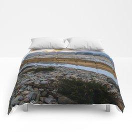 November Sunset Comforters