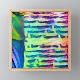 Trek #9 Framed Mini Art Print
