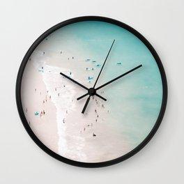 beach - summer love II Wall Clock