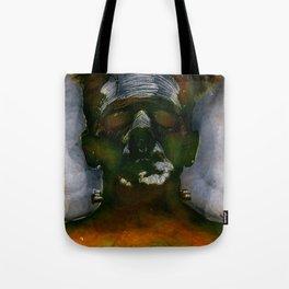 Frankenstein's Monster Tote Bag