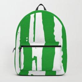 Runny Green Eggs  Backpack