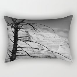 Mystical View Over Minerva Spring Rectangular Pillow