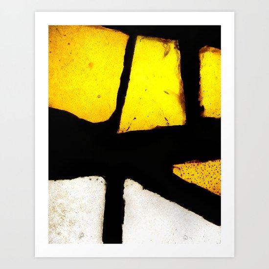 Light and Color II Art Print