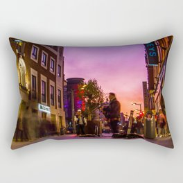 Many Forms of Art Rectangular Pillow