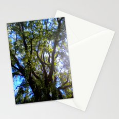 everything was beautiful Stationery Cards