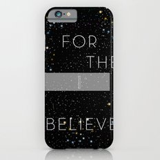 FOR THEE I BELIEVE iPhone 6s Slim Case