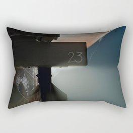 Veinte Tres Rectangular Pillow