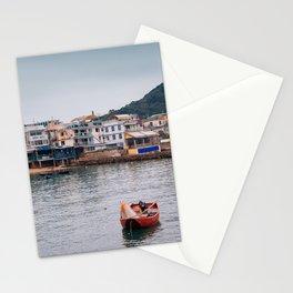 Lamma island in Hong Kong Stationery Cards