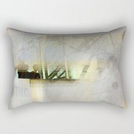 Transformative Space Revisited Rectangular Pillow