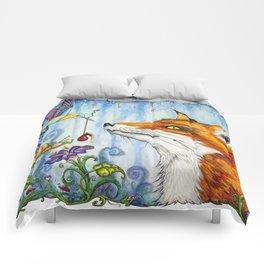 Fast Friends Comforters