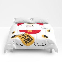 Japan Serie 4 - MANEKI NEKO Comforters
