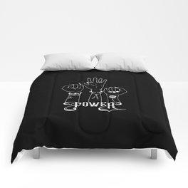 Feminist power Comforters