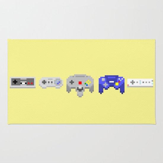 Nintendo Rug