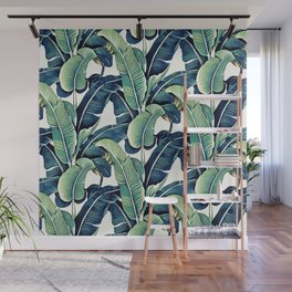 Banana leaves Wall Mural