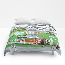 Cat Lovers Society Comforters