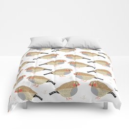 The finches Comforters