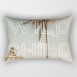 Wild Child Rectangular Pillow