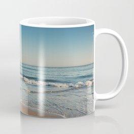 Natural Bridges State Beach ... Coffee Mug