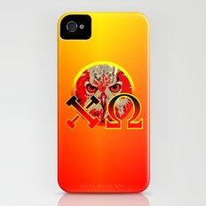 Chi Omega, & Owl Slim Case iPhone (4, 4s)