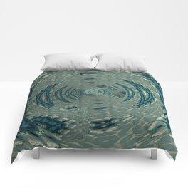 Watchful Eye Funnel 1 Comforters