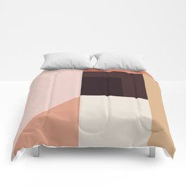 Abstraction_Colorblocks_001 Comforters