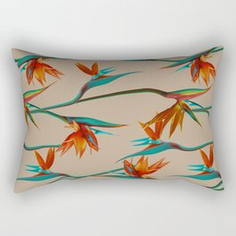 Birds wander Rectangular Pillow