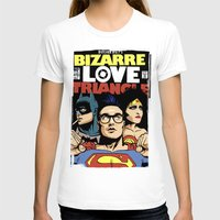 T-shirts featuring Bizarre Love Triangle: The Post-Punk Edition by Butcher Billy