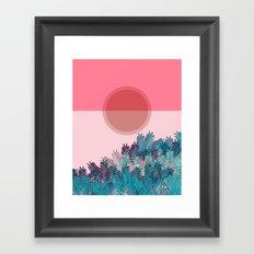 Summer Time 2 Framed Art Print