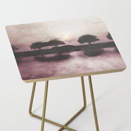 Positive Sunset Side Table
