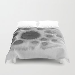 We fade to grey Duvet Cover